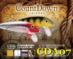 Rapala / ラパラ CDA07 カウントダウン アバシ 7cm 1年に一度だけの生産です!