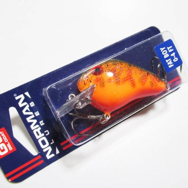NORMAN LURES ノーマンルアーズFAT BOY