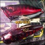 メガバス POP-X 2015年 春スペシャルカラー #RED GILL