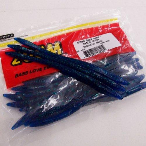 ZBC(ズームワーム) TRICK WORM トリックワーム #006-352 EMERALD BLUE
