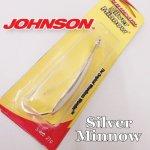 JOHNSON/ ジョンソン シルバーミノー