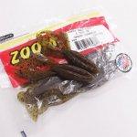 ZBC ズームワーム Z-HOG Jr ジーホッグジュニア #123-025 GREEN PUMPKIN