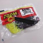 ZBC ズームワーム 4インチ デッドリンガー #017-125 BLACK CHART