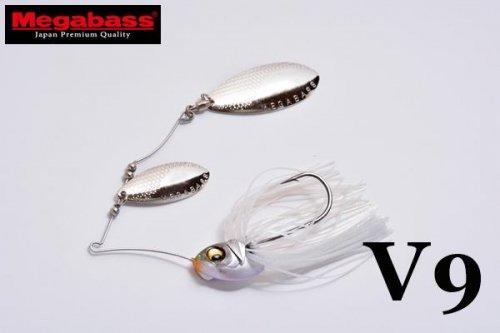 Megabass/メガバス SPINNER BAIT V9