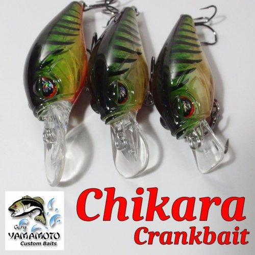 ゲーリーヤマモト Chikara/ チカラ クランクベイトシリーズ