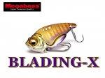 メガバス BLADING-X Gカラー
