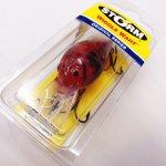 Storm ウイグルワート BPS限定カラー #V168 Phantom Red Craw