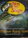 バスプロショップス 2016 FISHING MASTER CATALOG