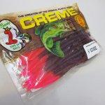 CREME WORM/クリームワーム スカンドレル 6インチ パープルファイヤー