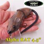 RAGO BAITS/ラゴベイツ アルファラット4.5inch