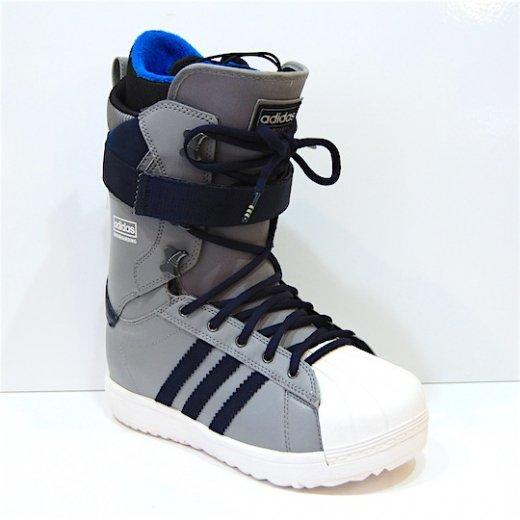 【adidas】アディダス 16-17 THE SUPER STAR  c: Grey/Navy [送料無料】【予約商品】