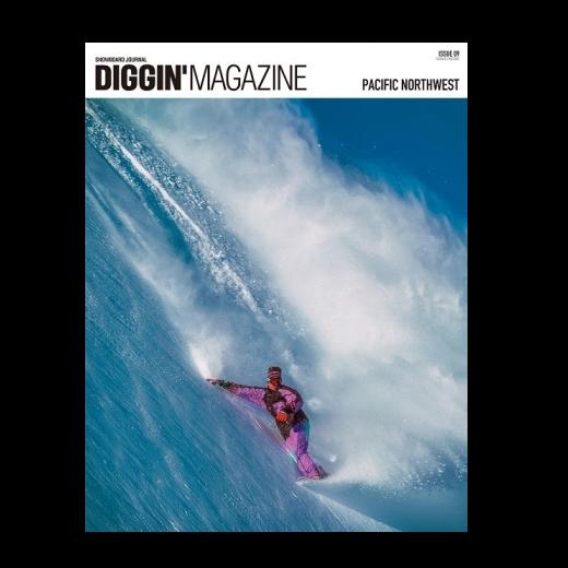 【DIGGIN' MAGAZINE】Vol.09 PACIFIC NORTHWEST