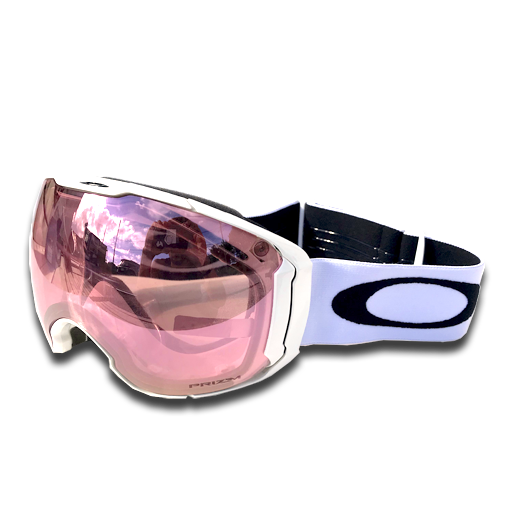 <img class='new_mark_img1' src='//img.shop-pro.jp/img/new/icons23.gif' style='border:none;display:inline;margin:0px;padding:0px;width:auto;' />20%OFF【OAKLEY】 オークリー 18-19  AIR BREAK XL  c: Polished White  Lens: Prizm Hi Pink Iridium [送料無料]