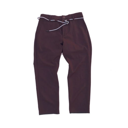 【TRANSITION EQUIPMENT】トランジションエクイップメント ACTIVE SLACKS Hi-WATER PANTS  c: Burgandy