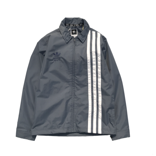 <img class='new_mark_img1' src='//img.shop-pro.jp/img/new/icons8.gif' style='border:none;display:inline;margin:0px;padding:0px;width:auto;' />先行予約【ADIDAS】アディダス 19-20 CIVILIAN JACKET  c: Raw Steel
