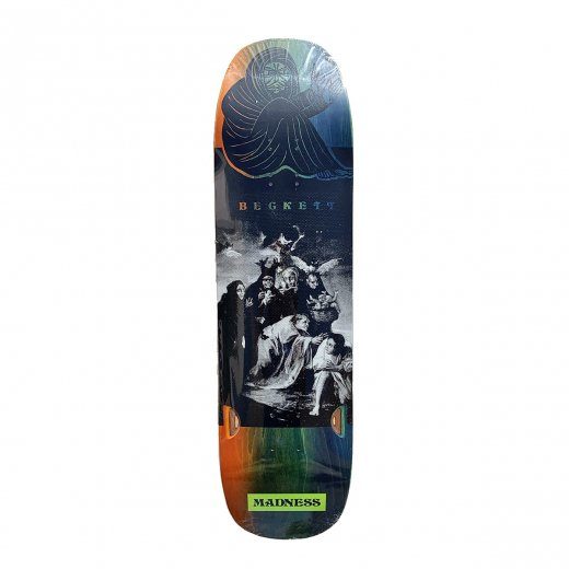 【MADNESS SKATEBOARDS】マッドネス SPELL BOUND IMPACT LIGHT 8.75