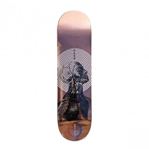 【MADNESS SKATEBOARDS】マッドネス RED EYE BRONZ IMPACT LIGHT 8.25