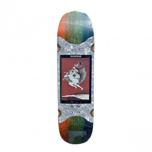 【MADNESS SKATEBOARDS】マッドネス ALLA BLUE/ORANGE 8.5