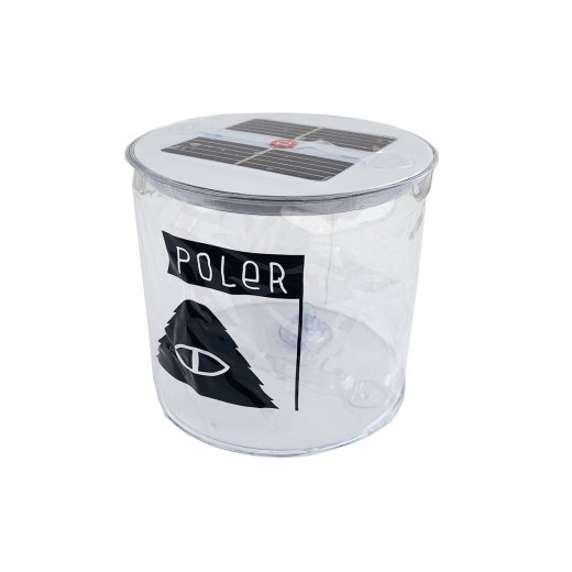 <img class='new_mark_img1' src='https://img.shop-pro.jp/img/new/icons8.gif' style='border:none;display:inline;margin:0px;padding:0px;width:auto;' />【POLER】ポーラー INFLATABLE SOLAR LAMP