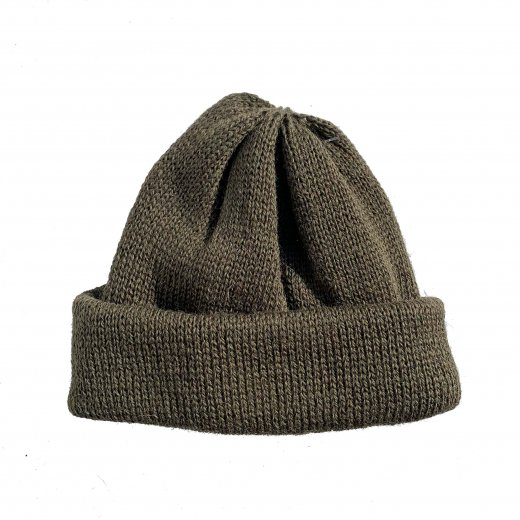 【HIGHLAND2000】ハイランド2000 BW TUBULAR BOBBY CAP  c: Olive