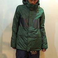 【7OVE(ラブ)】EASY jacket  plydesign×ephka c:GREEN