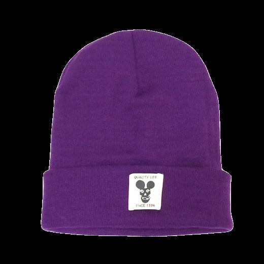 【SPINY★】スパイニーオリジナル LIBKNIT BEANIE c: Purple