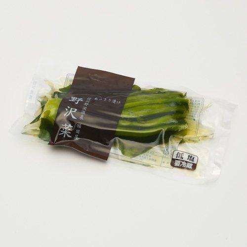 【冷蔵配送品】浅漬け野沢菜 あっさり