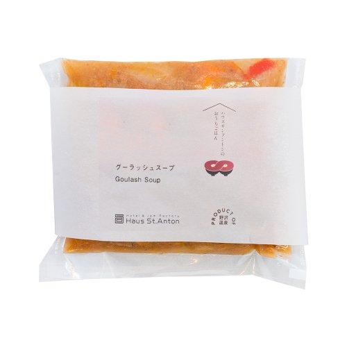 【冷凍配送品】ハウスサンアントン のおうちごはん グーラッシュスープ