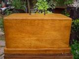 木製 ブレッド ボックス