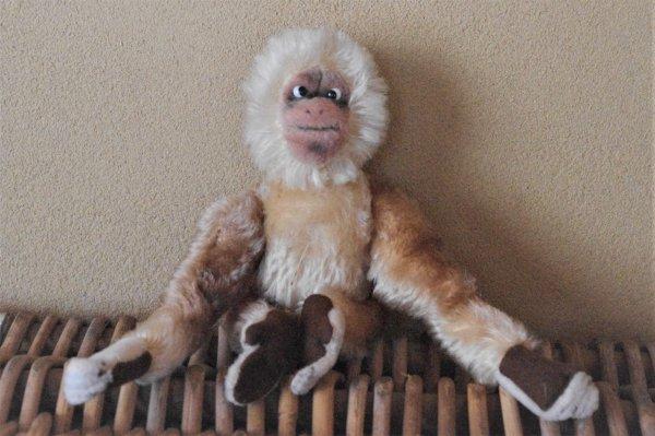 ビンテージ シュタイフ お猿のギボン Gibbon