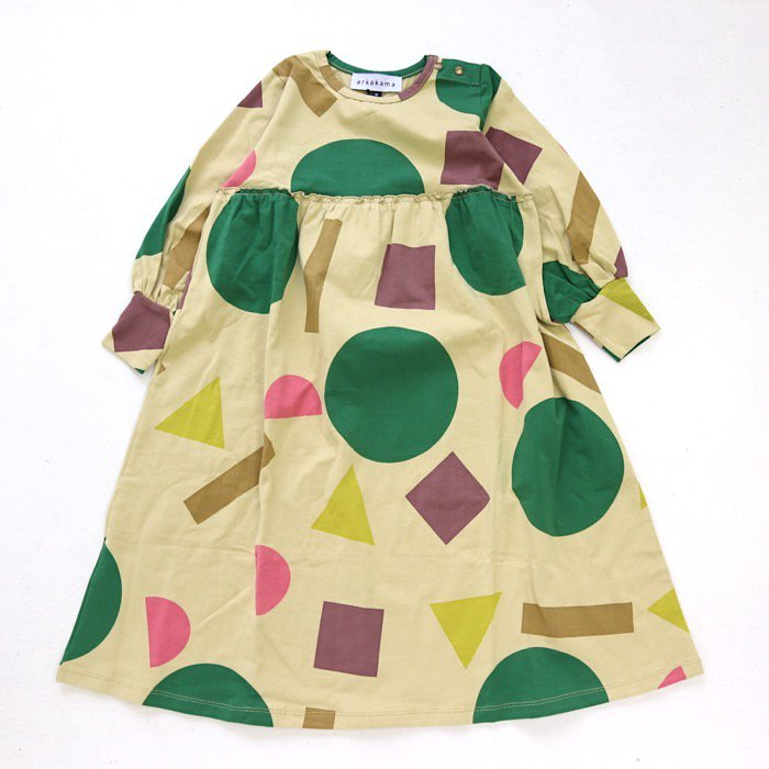<img class='new_mark_img1' src='//img.shop-pro.jp/img/new/icons1.gif' style='border:none;display:inline;margin:0px;padding:0px;width:auto;' />【秋冬新作】OLD DRESS M-L [A6=ak-AKD00037-OP-KD]<A6ar07A>