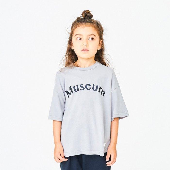 【春夏新作】 Museum Tシャツ・90-170cm [S8=ge-621404-ST-KD-LD]《店頭取扱品》