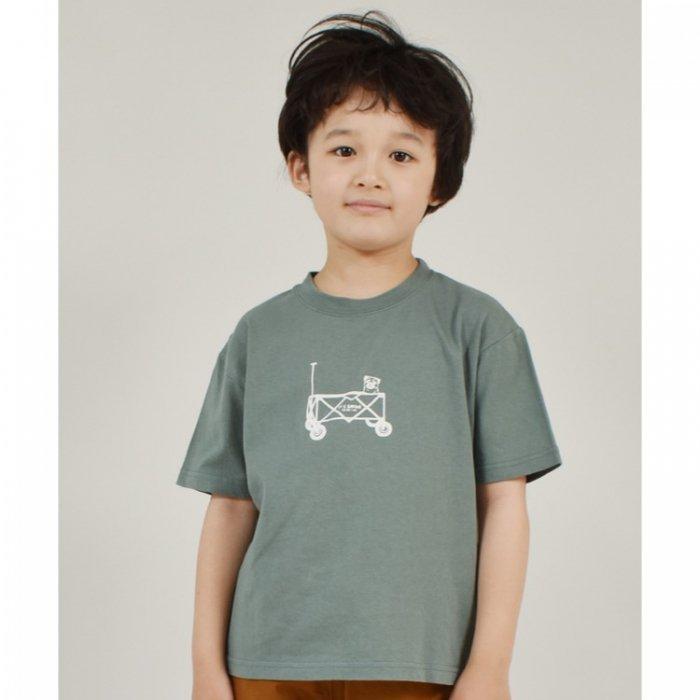 【春夏新作】2nd GOOD ビッグTシャツ・110-150cm [S8=nh-810111-ST-KD]《店頭取扱品》