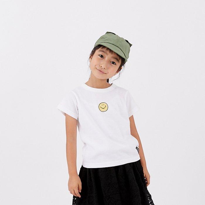 【春夏新作】Smile Tシャツ・80-150cm [S8=nw-2121706-ST-KD]S《店頭取扱品》