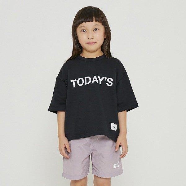 【春夏新作】TODAY'S プルオーバー・90-160cm[S8=ge-901701-ST-KD]《店頭取扱品》