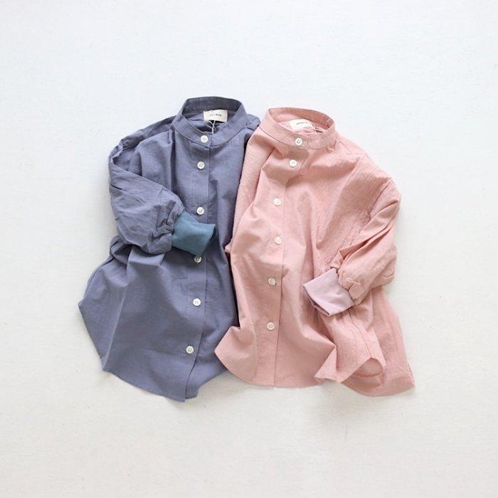 【春夏新作】und. ロングシャツ・90-160cm[S8=ge-701106-SH-KD-LD]《店頭取扱品》