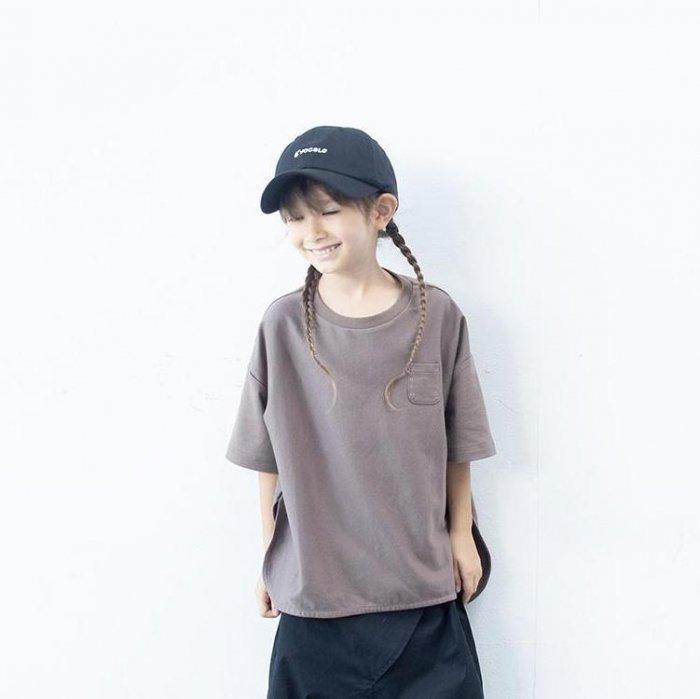 【春夏新作】テールTシャツ・110-120cm [S8=6v-KN-TAIL-21S1-ST-KD-LD]《店頭取扱品》