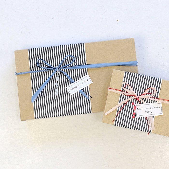 ボックスラッピング [giftbox]《店頭取扱品》