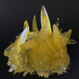 銀河通信社の檸檬水晶育成キット