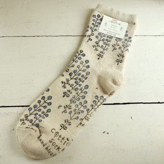 『cottind』靴下(mimosa)