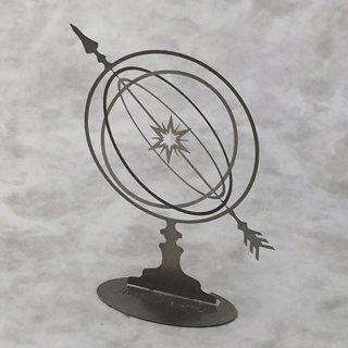 アーミラリー・スフィア (天球儀)簡易版 / ものづくりの部屋