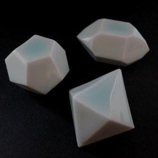 『ルーチカ』結晶形態図×波佐見焼(青磁)