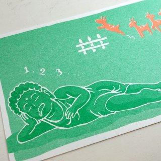 『coto mono』ポストカード(大仏ドリーム)