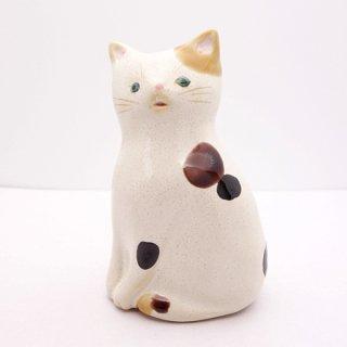 『高辻あい』 猫の置物(小)2