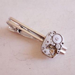 『kotokoto』古時計の心臓ネクタイピン(A)