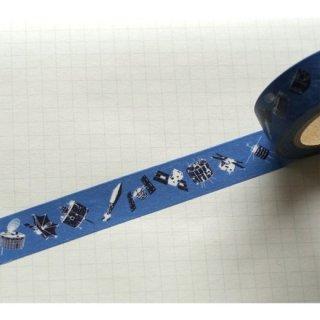 『ルーチカ』 宇宙機のマスキングテープ