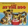 『チェコの仕掛け絵本』 a day at the zoo(英語)