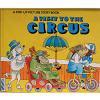 『チェコの仕掛け絵本』 A Visit to the Circus(英語)
