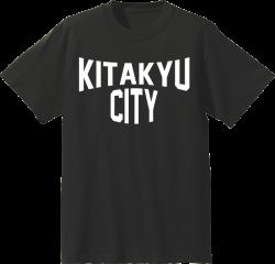 KITAKYU CITY Tシャツ