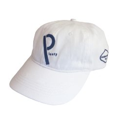 plenty cap(white)